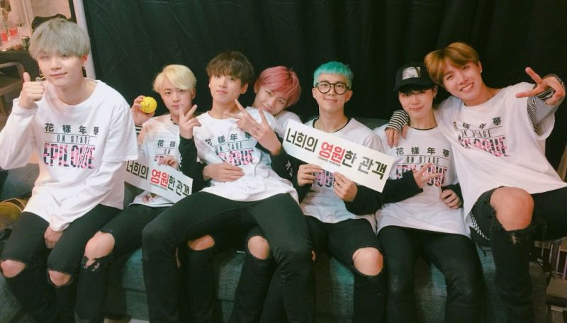 BTS防彈少年團別稱「防彈父母團」,又叫「柾國和他的六個哥哥」,果然是忙內On the top!