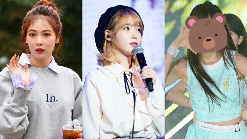 朴轸永看走眼而错过的三大偶像——IU、泫雅外还有一位?