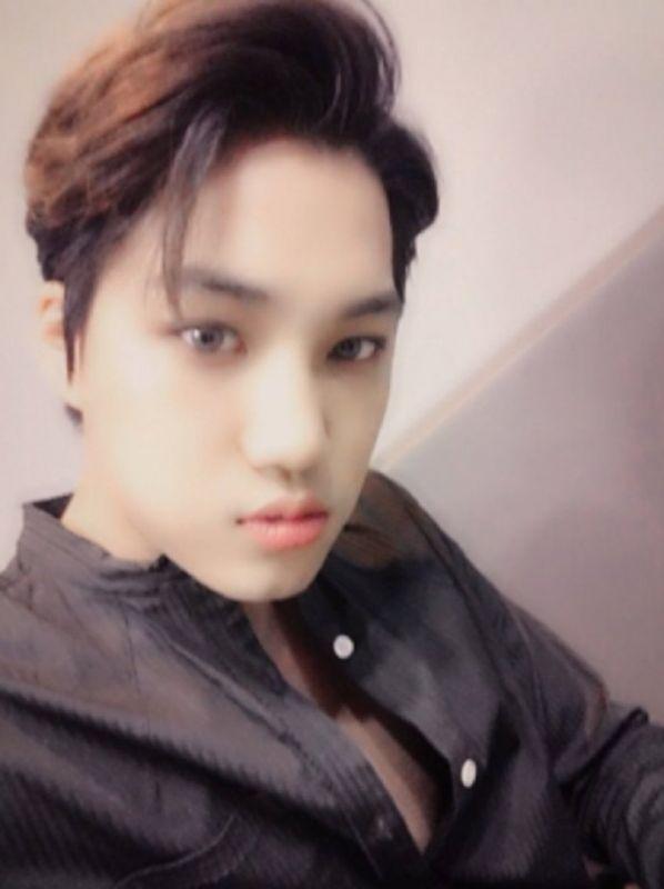 EXO KAI重回舞台官網留言表達心情