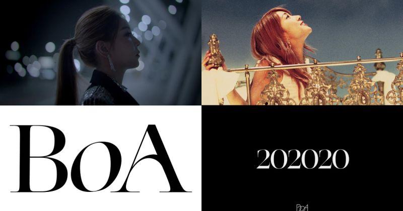 BoA 紀念出道廿年 紀錄片明晚上線!