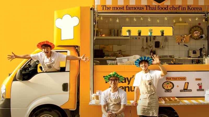 《尹食堂2》升级版《在当地吃得开吗?》洪锡天、李玟雨、吕珍九在泰国开业啦!