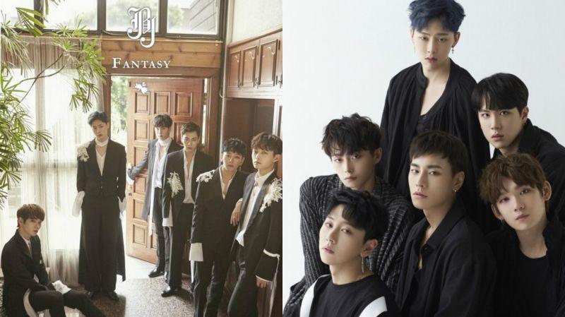 《Produce101》第二季梦幻组合JBJ 即将於10/18发行新辑《Fantasy》正式出道