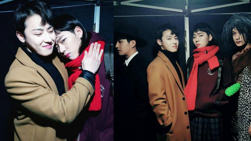 Block B粉絲見面會上演《鬼怪》片段!ZICO變身池恩倬啦!
