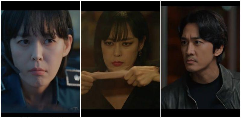 [有雷]《Voice4》擁有李荷娜臉孔的殺人魔身份公開!雌雄莫辨難度也太高!(EP5-6)