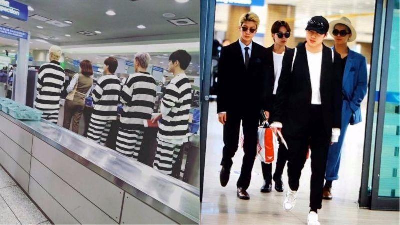 WINNER 《花樣青春》拍攝完畢回國!從囚犯裝變成帥氣西裝!太期待播出啦!