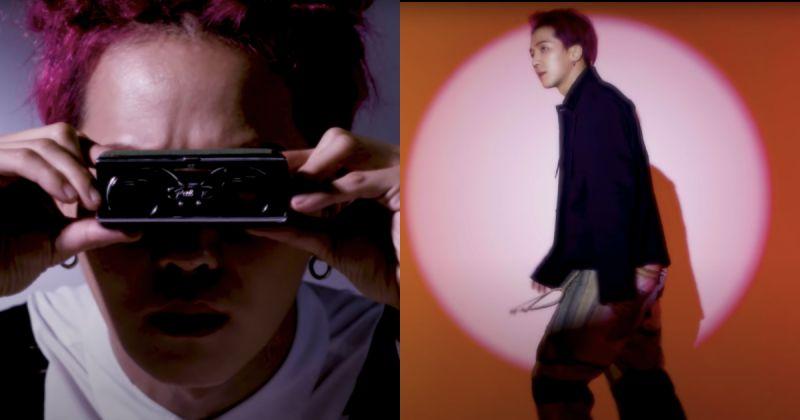 宋旻浩釋出新專輯預告 凝視自我的設定引發好奇!