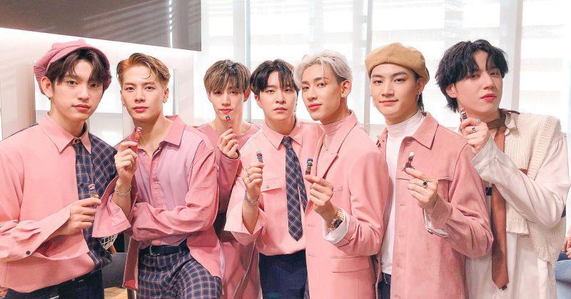 今年第二次!GOT7 憑正規三輯〈Present: YOU〉獲 Gaon Chart 白金認證