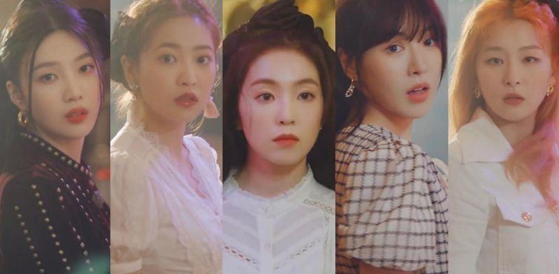 久違的人氣女團 Red Velvet 終於回歸!復古預告公開,8月1日迎來出道七週年特別直播