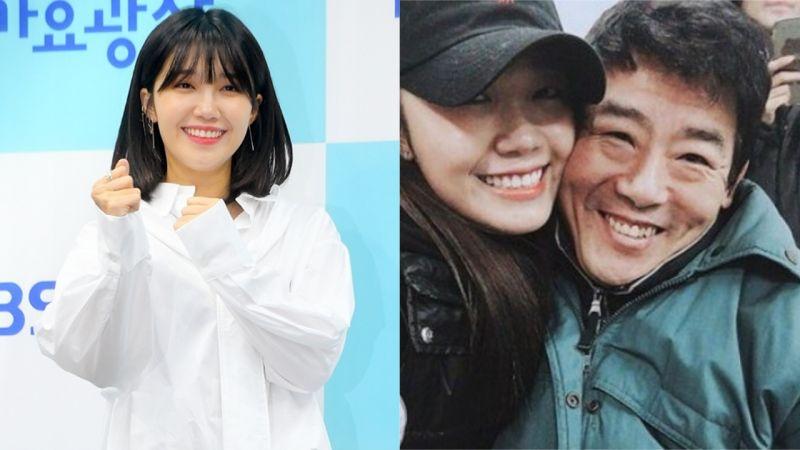 《請回答1997》延續的父女情!成東鎰應援「女兒」鄭恩地成為電台正式DJ,將作為特別嘉賓出演!