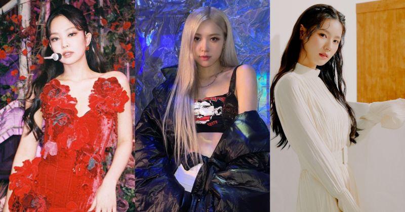 【女團成員品牌評價】BLACKPINK 兩成員分獲冠、亞軍 (G)I-DLE 薇娟名次大幅進步!