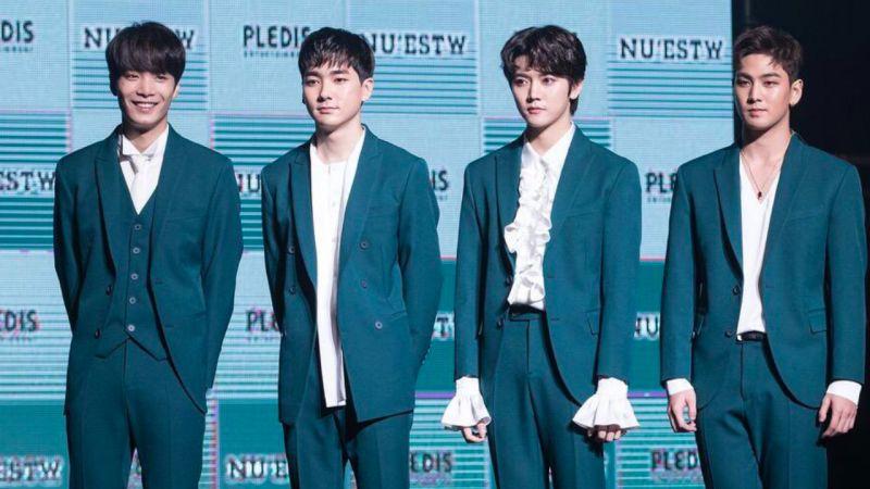 NU'EST W 首爾演唱會海報曝光 官方會員今晚準備搶票!