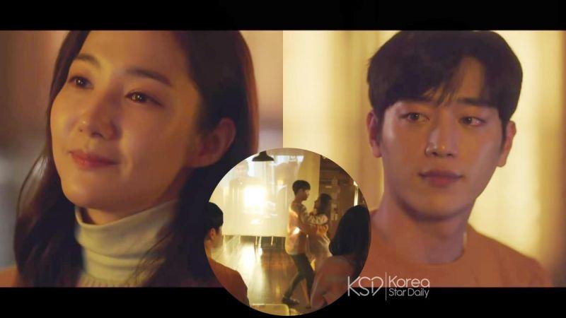 《天氣好的話》徐康俊幻想與朴敏英共舞的超浪漫場景,呼應經典浪漫電影《緣起不滅》