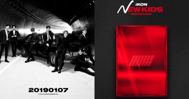 iKON 回歸倒數五天 改版專輯預告片公開了!