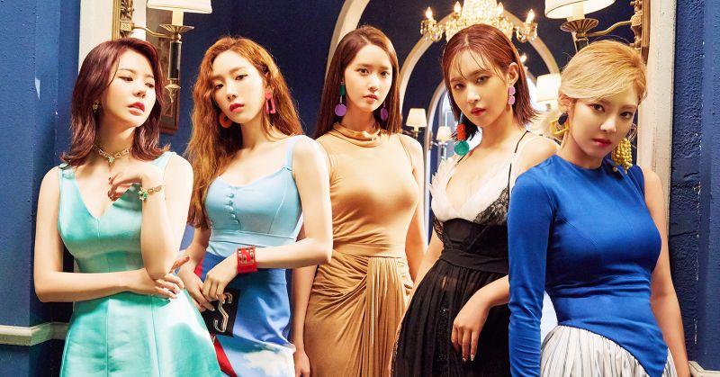 少時五人再度和 SM Entertainment 續約!有機會看到少女時代-Oh!GG 回歸嗎?