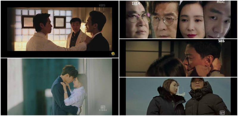 韩剧  本周无线、有线水木收视概况- 全线水木维持平稳,排名不变