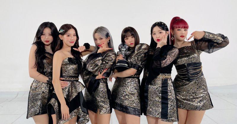 (G)I-DLE 获音乐节目第七冠 刷新出道后最佳纪录!