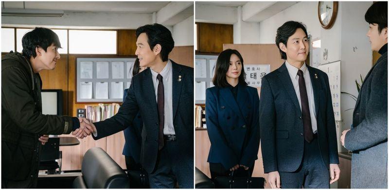 《延迟的正义》除了郑雨盛接替演出,李政宰与李伊莉雅也来啦!