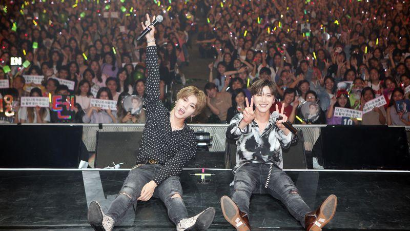 NCT U 泰容xTen 成功「逆輸入」泰國!泰語版〈Baby Don't Stop〉與見面會迴響超熱烈