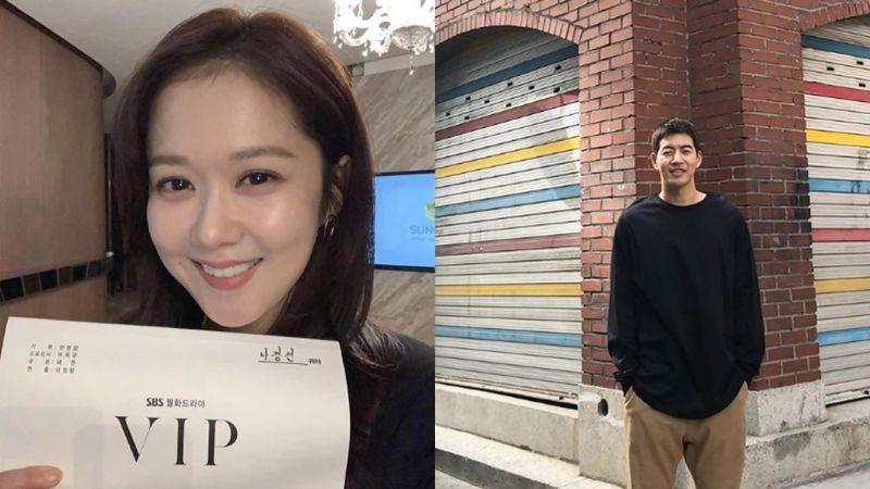 張娜拉確定出演新劇《VIP》李相侖也分享首日開拍的宅男LOOK