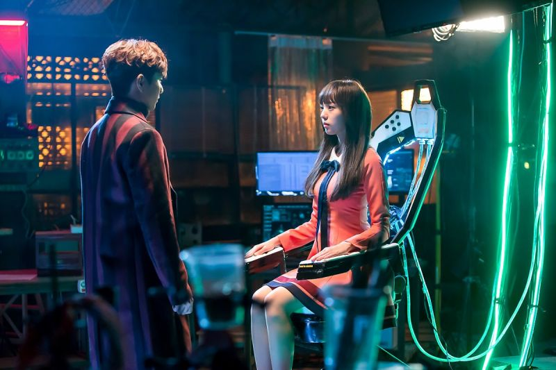 韓劇 不是機器人啊로봇이 아니야 – 是浪漫愛情啊