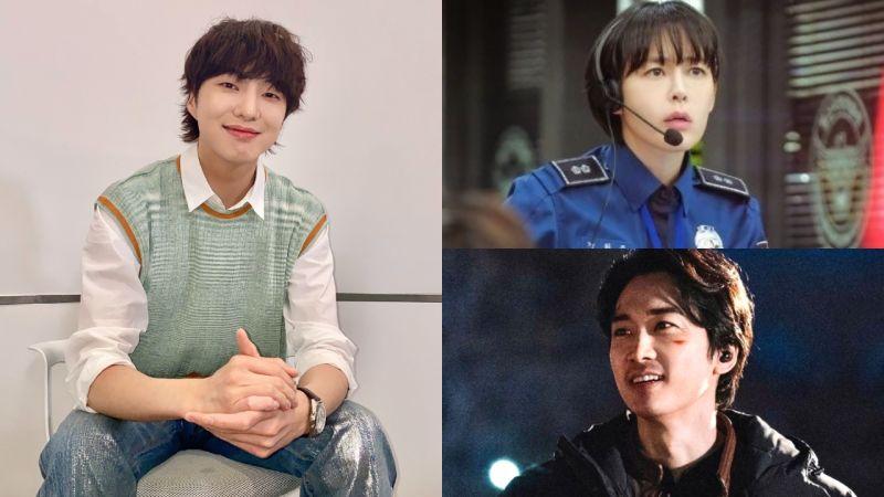 「黃金時間組」新要員!姜昇潤確定出演OCN《Voice 4》,將與李荷娜、宋承憲展開合作!