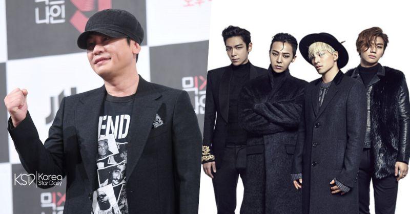 BIGBANG入伍後YG面臨最大的危機!