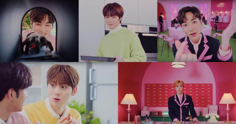 NU'EST 送上情人节特别歌曲 MV 观看次数迅速破百万!