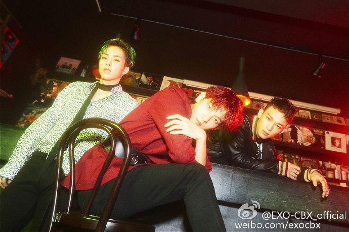 EXO-CBX出道倒计时 《Hey Mama!》将收录五首新歌