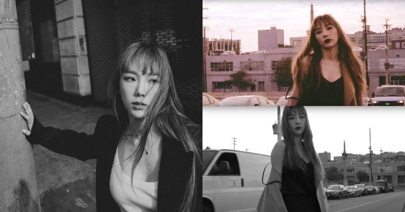 一次收藏 15 首好歌!太妍公開改版專輯曲目表