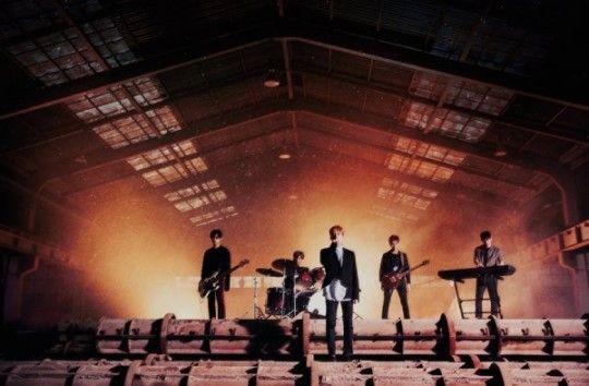 FTIsland 重新詮釋出道曲 同步橫掃韓、中音源榜首!
