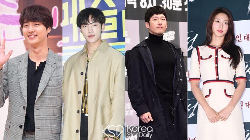 《Coffee Friends》「全能助手」梁世宗要回归演员本业啦!与禹棹焕、张赫、雪炫合作JTBC《我的国家》