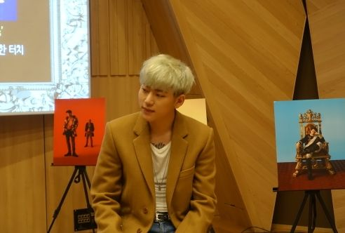 Block B Zico:我和BigBang G-Dragon風格完全不同