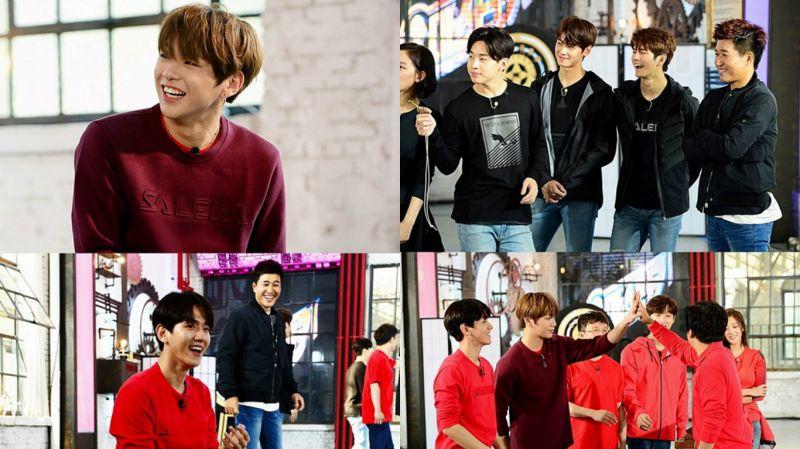 SBS最新綜藝《Master Key》公開花美男拍攝現場照&預告視頻 14日首播