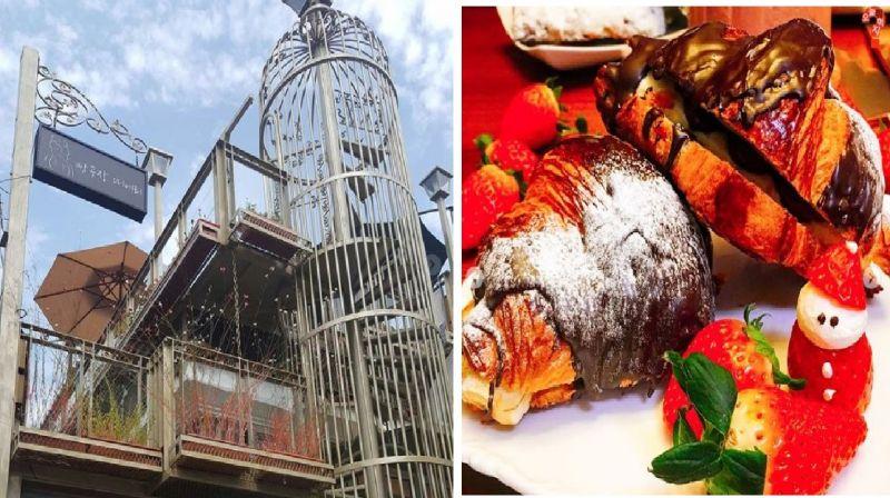【弘大必吃】弘大商圈隱藏美食,爆漿起司麵包、手工可頌還有各式蛋糕