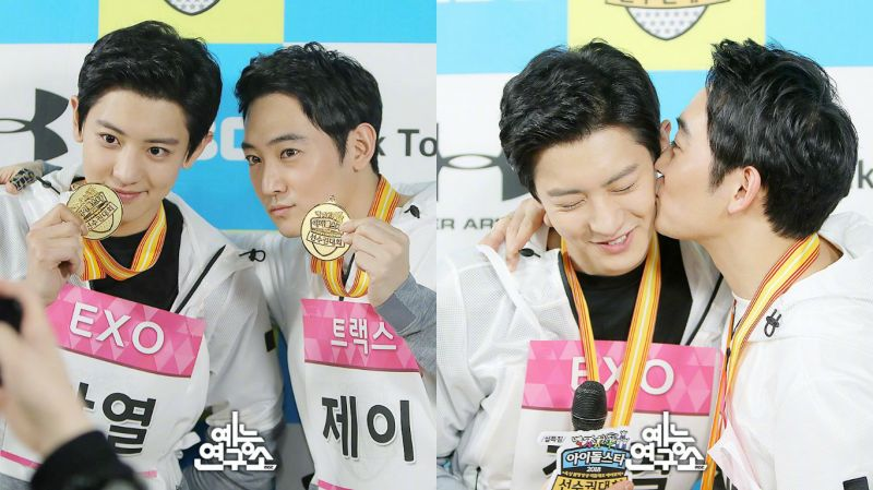 《偶运会》保龄球项目初代金牌出炉!TRAX Jay、EXO灿烈得冠