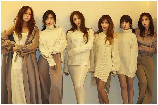 女團T-ARA公開新曲「TIAMO」首波預告片和MV拍攝現場花絮視頻