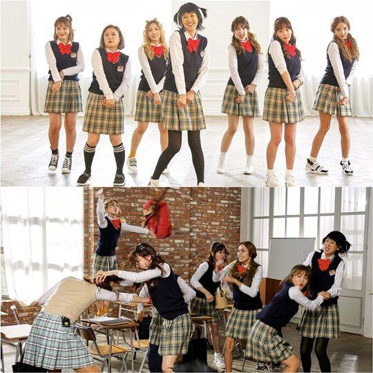 就是明天!Unnies 2 主打歌 MV+出道表演齐出炉