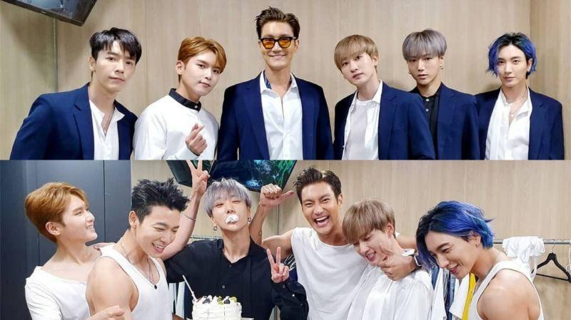 【有片】SJ為藝聲慶生!隊長利特感性留言:「比起像大人 更希望我們能像最初相遇時的模樣」