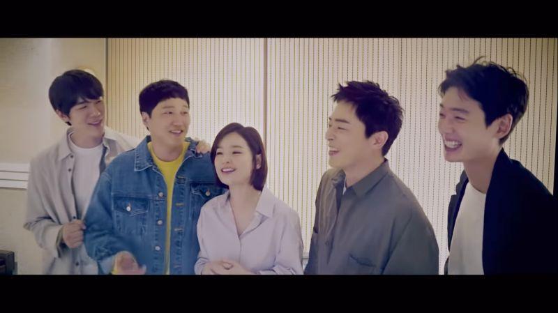 《機智醫生生活》五位主演同框獻聲最後一首OST,以後聽到這首歌都會感動想哭啦!