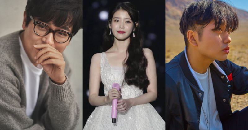 IU 獲偶像金東律、Sam Kim 邀請 12 月發行兩首合作歌曲!