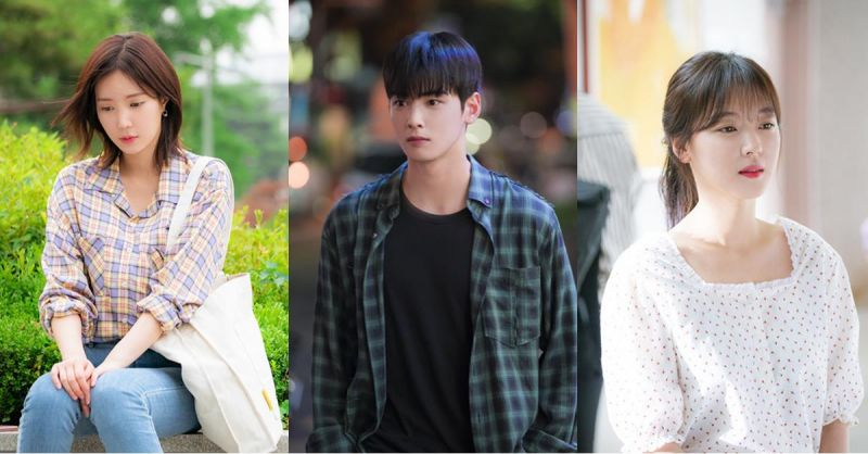 《我的ID是江南美人》车银优&林秀香&赵宇丽最新剧照,美丽和幸福能够成正比吗?