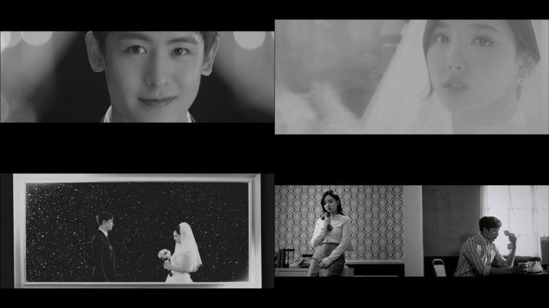 Jun. K 新曲《Your Wedding》MV先公开 黑白凄美显感伤