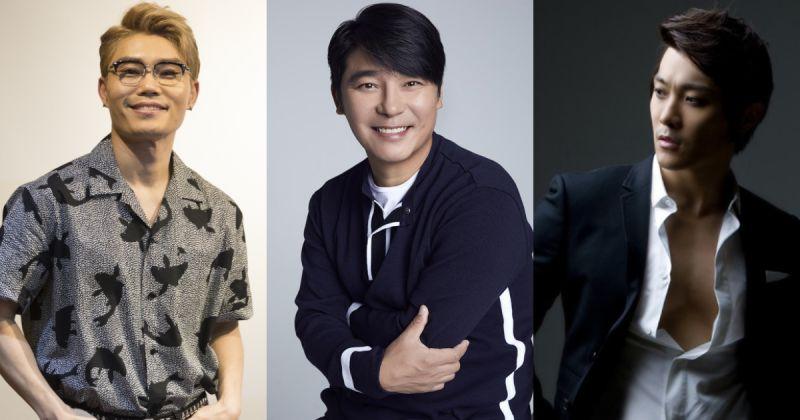 从任昌丁、金范洙到 KCM 传说级男歌手大举在 9 月回归!