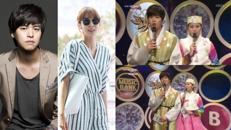 五年前的 KBS 主持搭擋 U-ie&李章宇 如今有望攜手演新劇?
