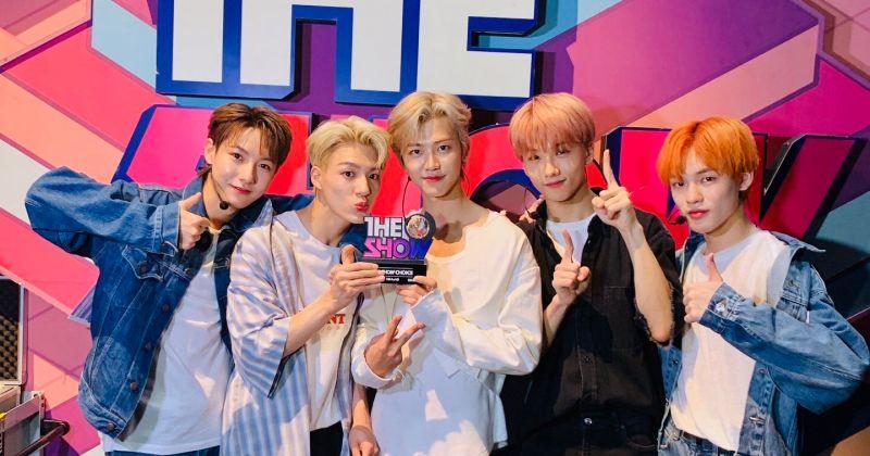 NCT Dream 時隔兩年半征服音樂節目 〈BOOM〉回歸後首冠入袋!