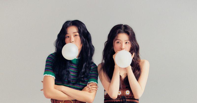 Irene&瑟琪小分隊為提升專輯完整度 將延後至 7 月出道