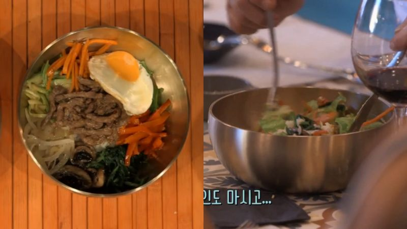 《尹食堂2》每次看到這個場面就心疼! 完美的藝術品就這樣被毀了~