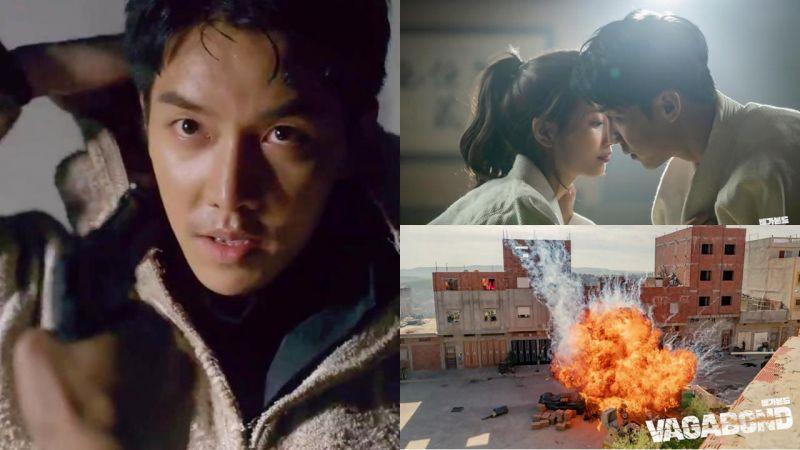 看韩剧《浪客行》心脏一定要够大颗,每个礼拜都像在坐云霄飞车啊!