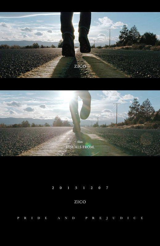 Block B ZICO曝新曲《傲慢與偏見》宣傳MV