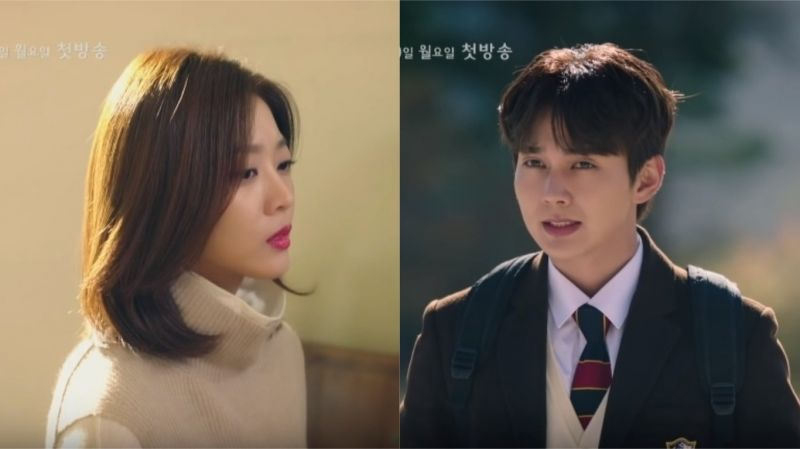 SBS新剧《福秀回来了》公开第2版剧情预告!俞承豪誓言:「一定会让你们后悔的!」